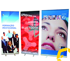 Rollups, Roller Banners